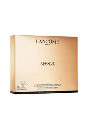 Lancôme Absolue Regenerating Brightening Cream Mask x5